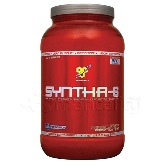 BSN Syntha-6 1.32kg Whey Protein Powder