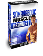 Somanabolic Muscle Maximizer - Diet customiser and weight training program